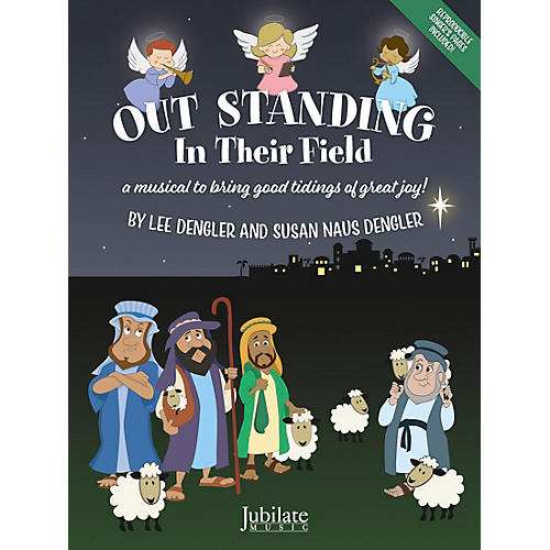 JUBILATE Out Standing in Their Field Director's Kit (Score & InstruTrax CD) thumbnail