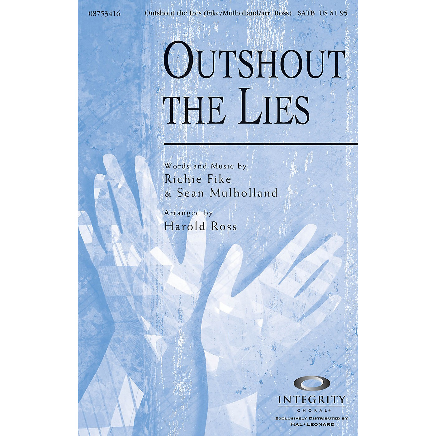 Integrity Choral Outshout the Lies ORCHESTRA ACCOMPANIMENT Arranged by Harold Ross thumbnail