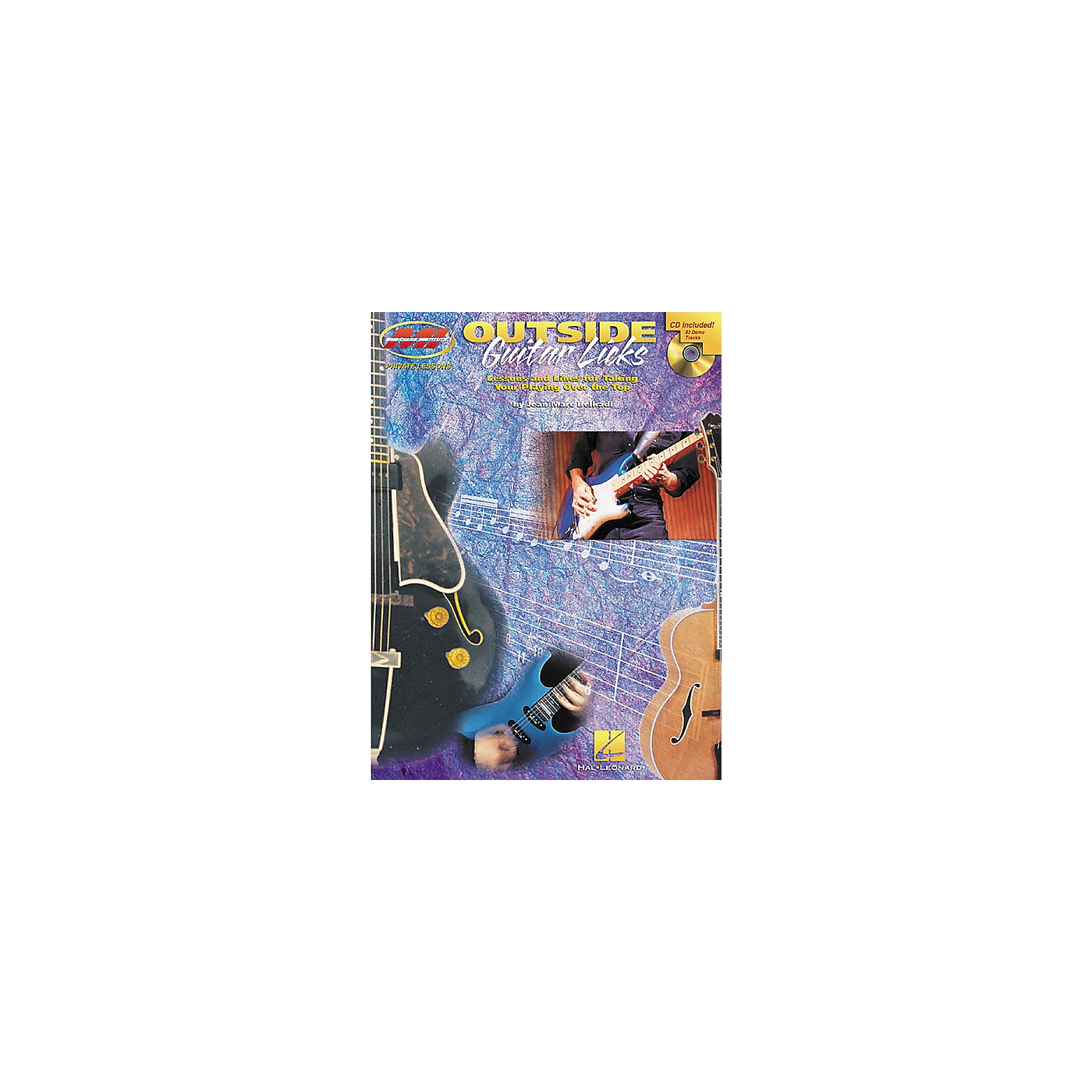 Musicians Institute Outside Guitar Licks (Book/CD) thumbnail