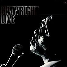Ov Wright - Live