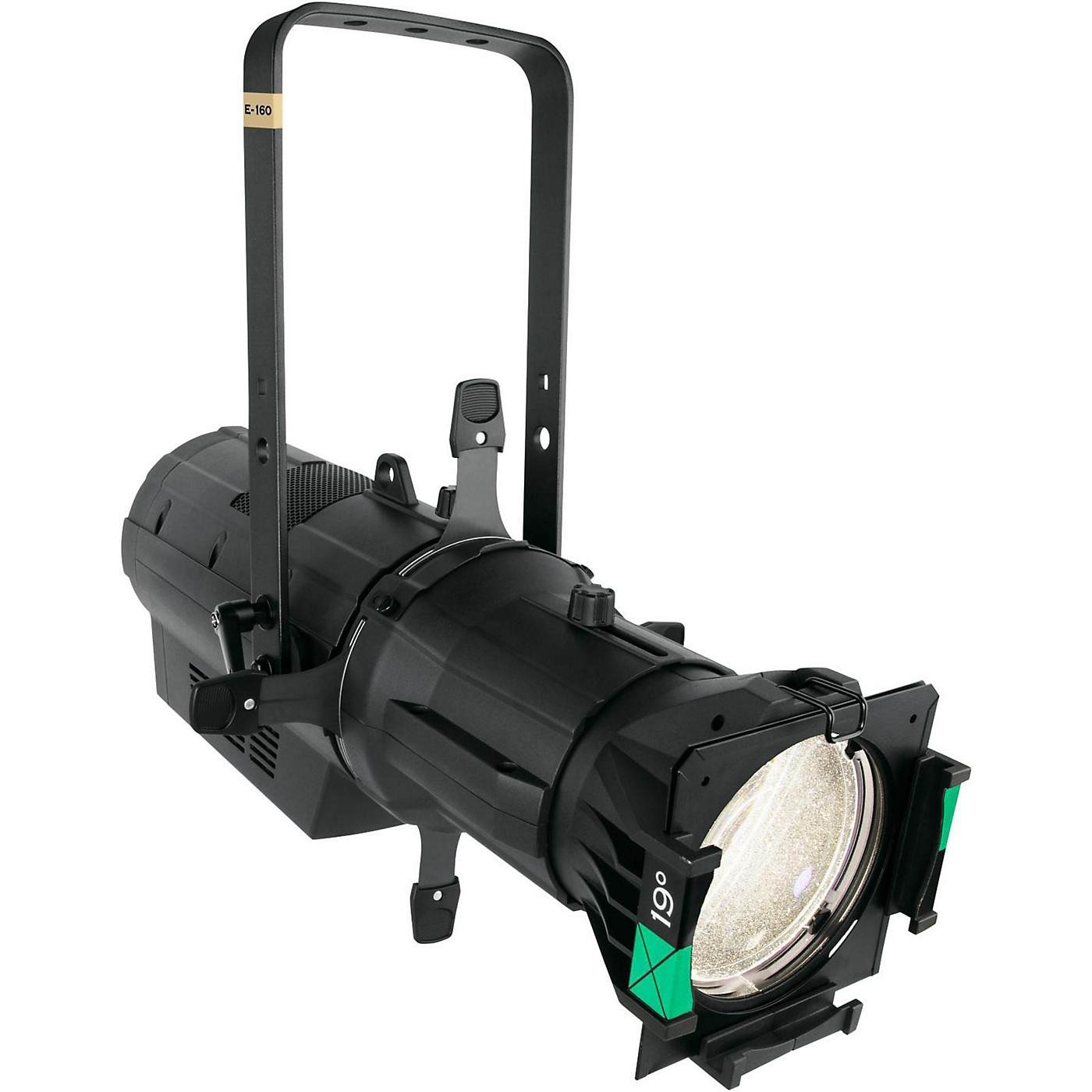 CHAUVET Professional Ovation E-160WW 88W LED Ellipsoidal Spotlight  Gobo thumbnail