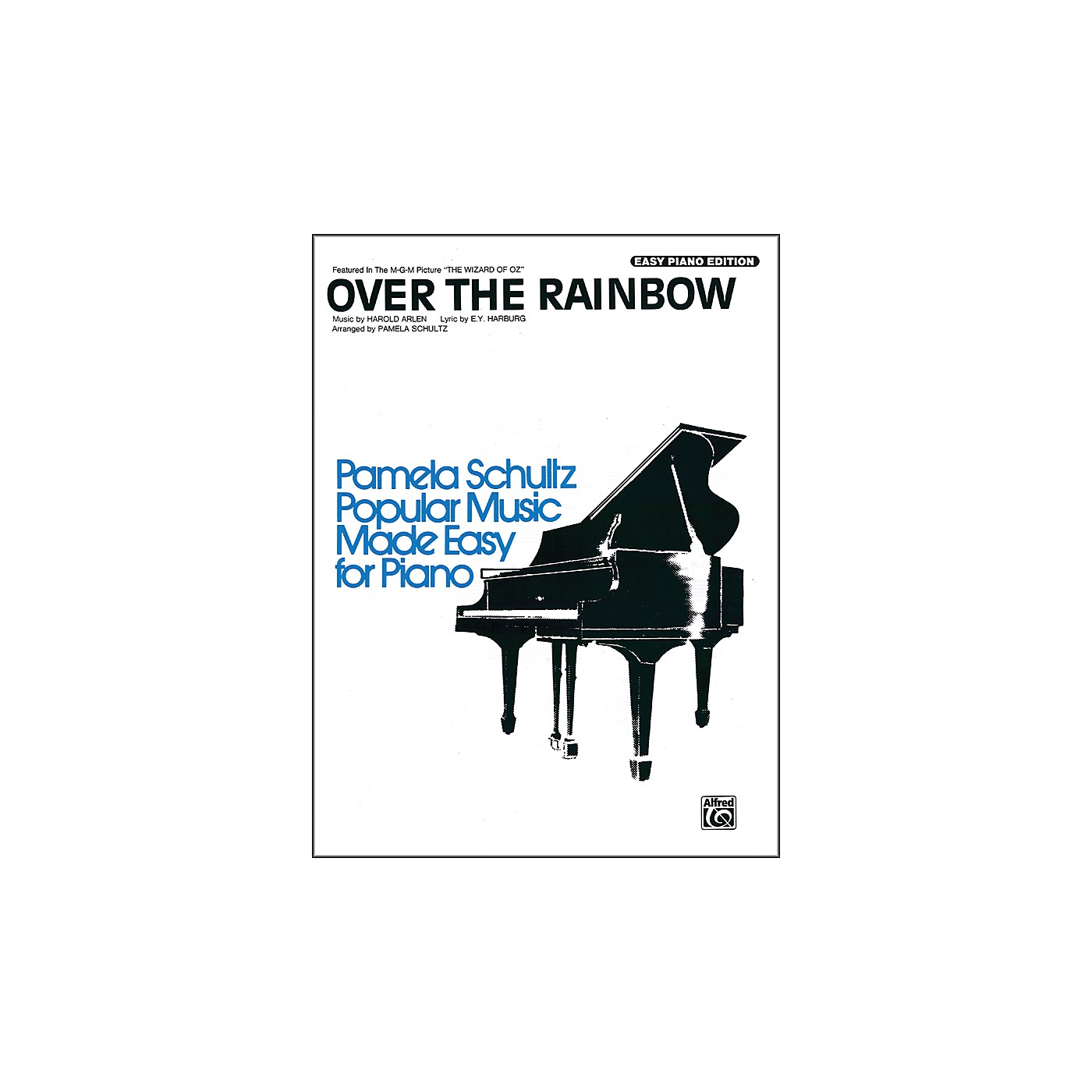 Alfred Over the Rainbow (from The Wizard of Oz) Easy Piano thumbnail
