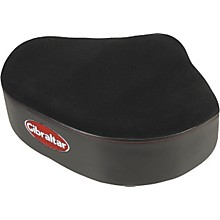 Gibraltar Oversized Motorcycle-Style Drum Throne Seat