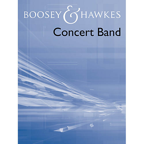 Boosey and Hawkes Overture for a Musical Comedy (Score and Parts) Concert Band Composed by John Barnes Chance thumbnail