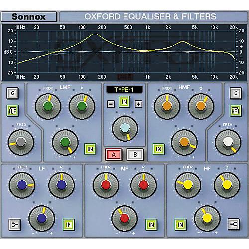 Sonnox Oxford EQ (HD-HDX) Software Download thumbnail