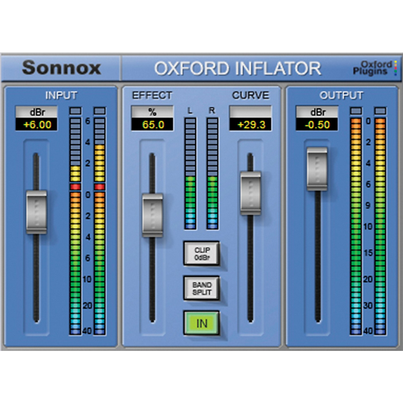 Sonnox Oxford Inflator (HD-HDX) Oxford Inflator (Native) Software Download thumbnail