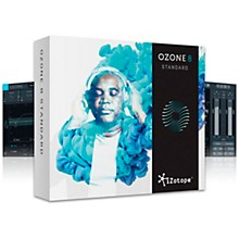 iZotope Ozone 8 Standard Upgrade From Ozone Elements