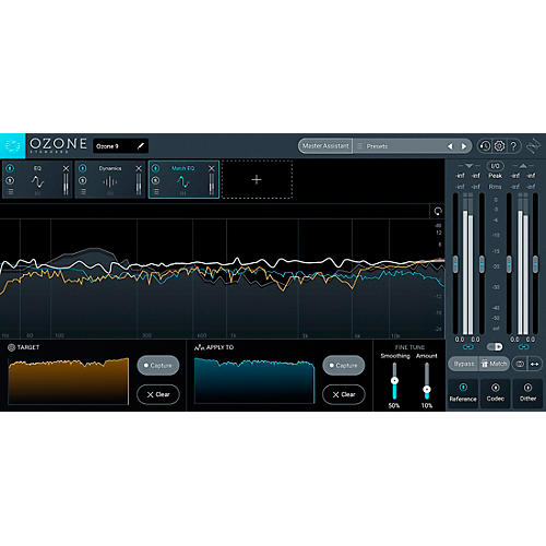 iZotope Ozone 9 Standard: Upgrade From Paid Versions of Ozone Elements (7-9) (Download) thumbnail