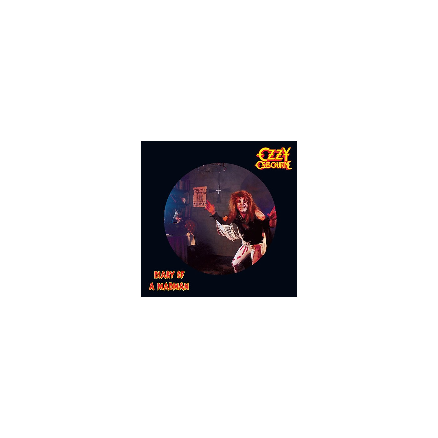 Alliance Ozzy Osbourne - Diary Of A Madman [Picture Disc] [Remastered] thumbnail