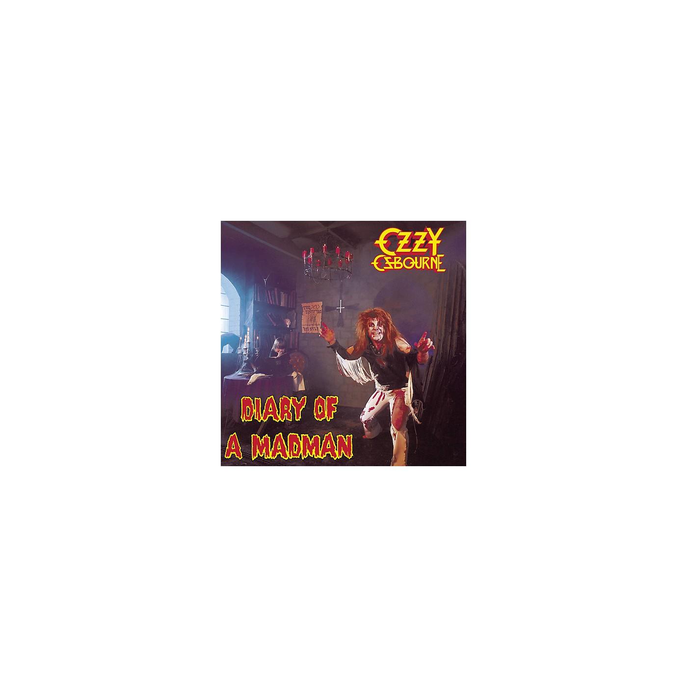 Alliance Ozzy Osbourne - Diary of a Madman (CD) thumbnail