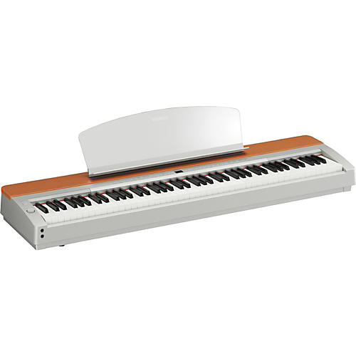Yamaha P-155S Contemporary Digital Piano - Silver-thumbnail