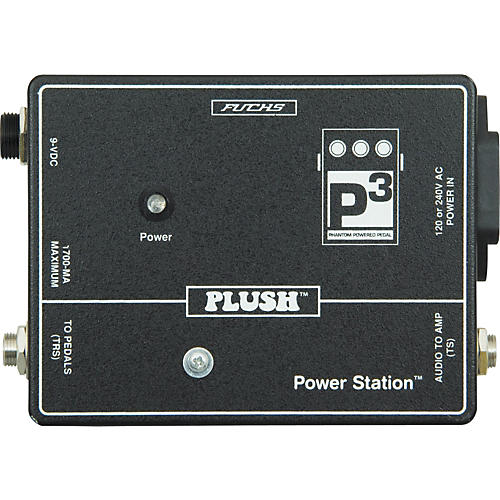 Plush P-3 Power Station 9V DC Power Supply-thumbnail