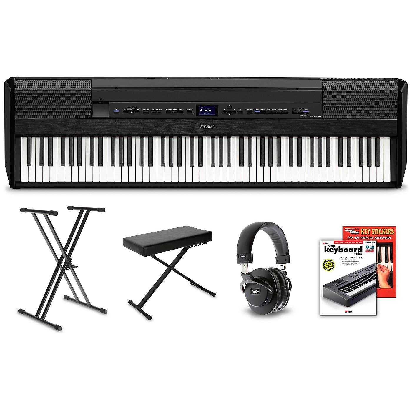 Yamaha P-515 Digital Piano Package thumbnail