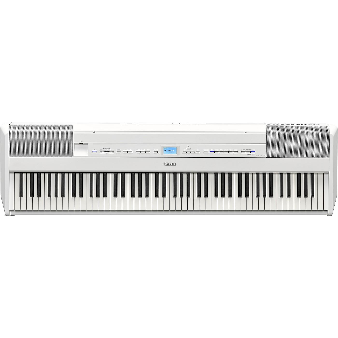 Yamaha P-515 Digital Piano White thumbnail