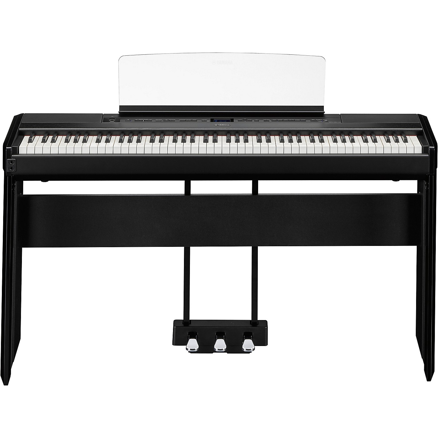 Yamaha P-515 Digital Piano with Matching Stand and LP-1 Pedal Unit thumbnail