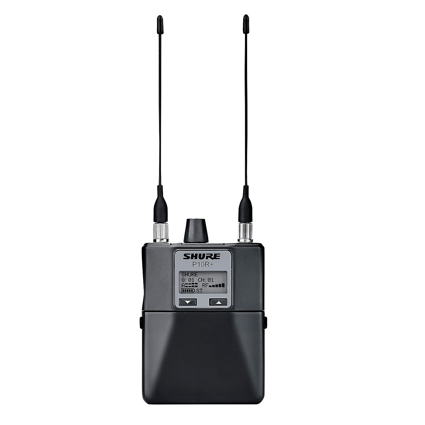 Shure P10R+ Diversity Bodypack Receiver for Shure PSM 1000 Personal Monitor System thumbnail