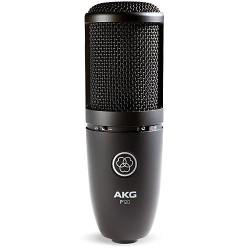 AKG P120 Project Studio Condenser Microphone thumbnail