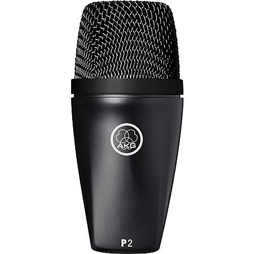 AKG P2 Dynamic Instrument Microphone thumbnail