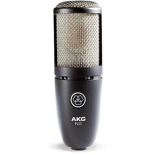 AKG P220 Project Studio Condenser Microphone thumbnail