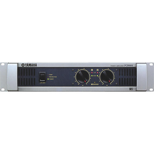 Yamaha P2500S Dual Channel Power Amp thumbnail