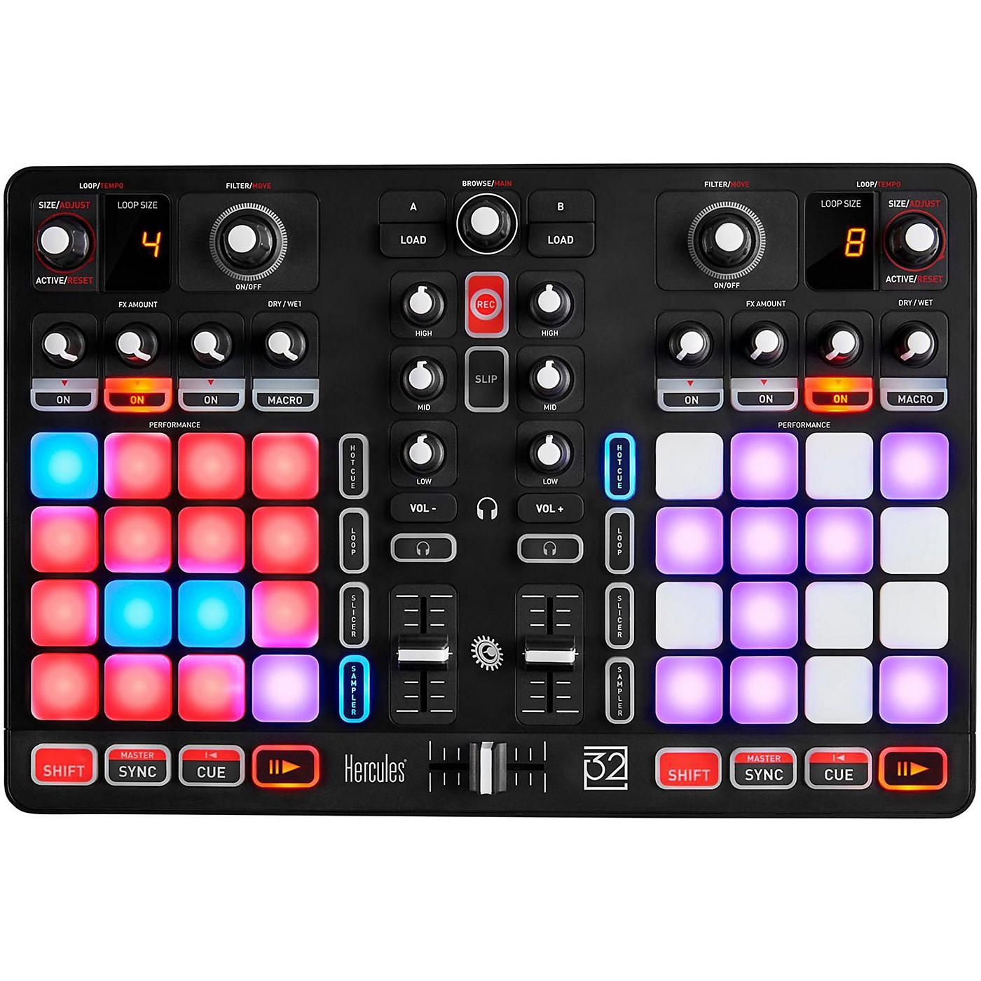 Hercules DJ P32 DJ thumbnail