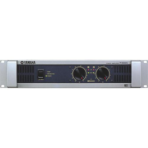 Yamaha P3500S Dual Channel Power Amp-thumbnail