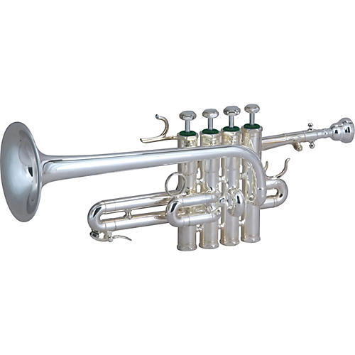 Schilker P5-4 Piccolo Trumpet Butler Geyer Conversion