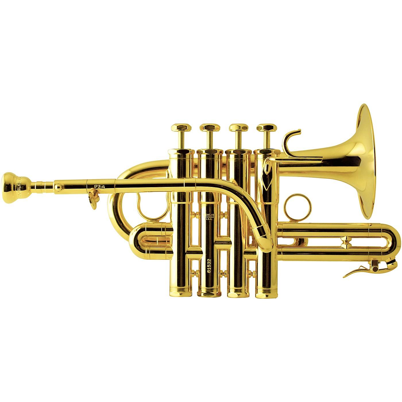 Schilke P7-4 Custom Series Bb/A Piccolo Trumpet thumbnail