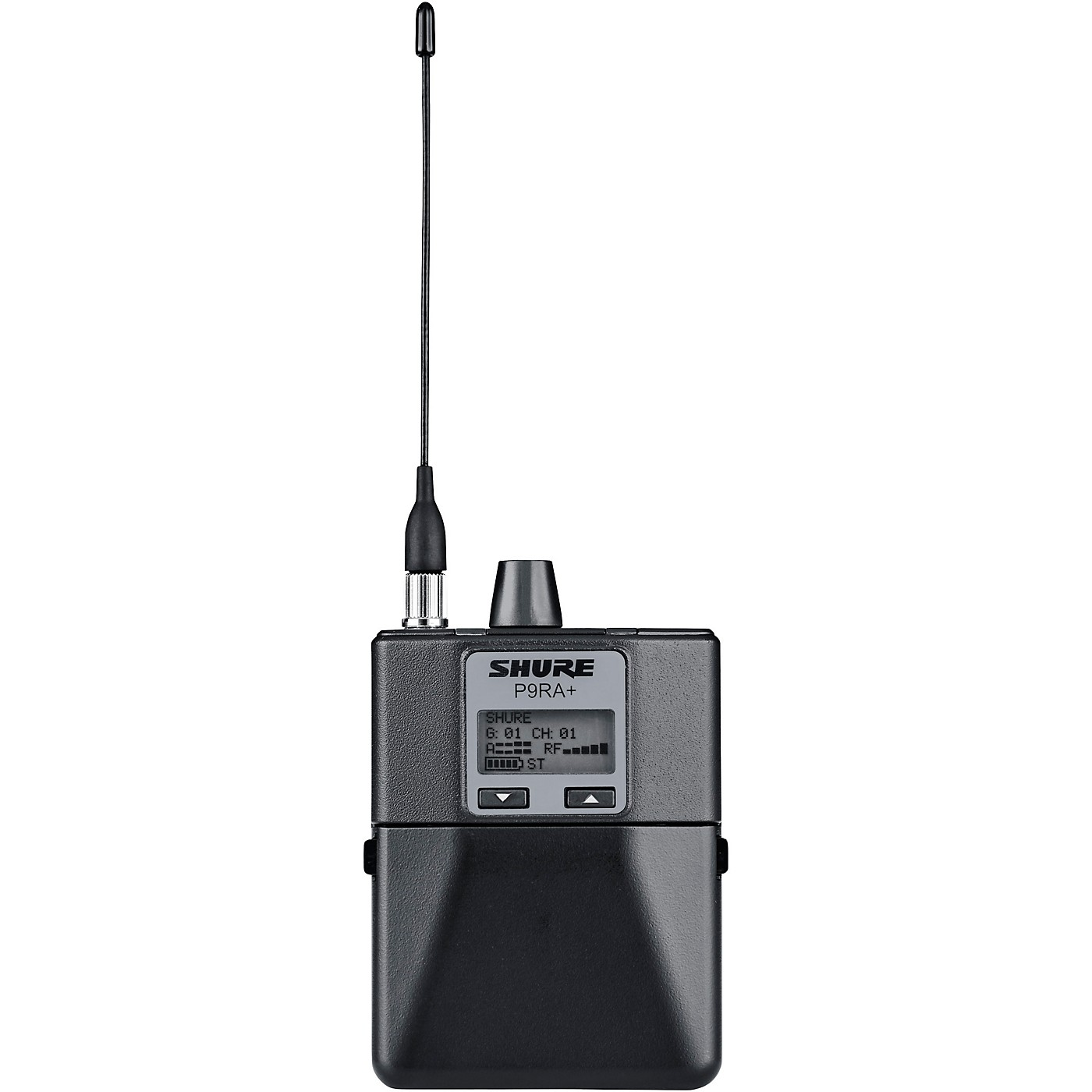 Shure P9RA+ Bodypack Receiver for Shure PSM 900 Personal Monitor System thumbnail