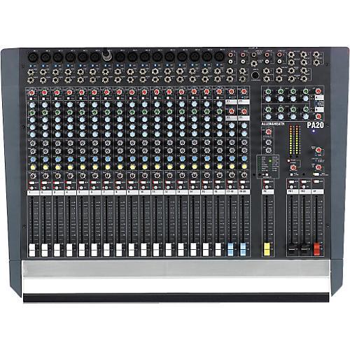 Allen & Heath PA 20 Mixer-thumbnail