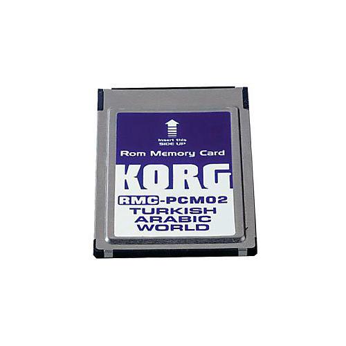 Korg PA80 Turkish/Arabic 8MB PCM Expansion Board-thumbnail