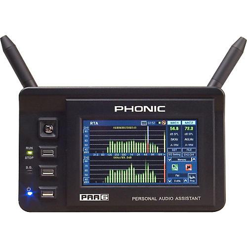 Phonic PAA6 Audio Analyzer thumbnail