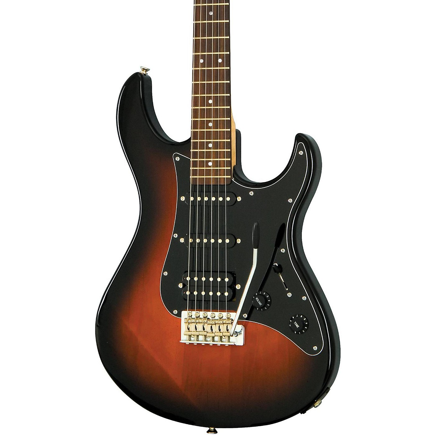 Yamaha PAC012DLX Pacifica Series HSS Deluxe Electric Guitar thumbnail
