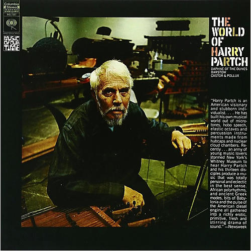 Alliance PARTCH - World of Harry Partch thumbnail