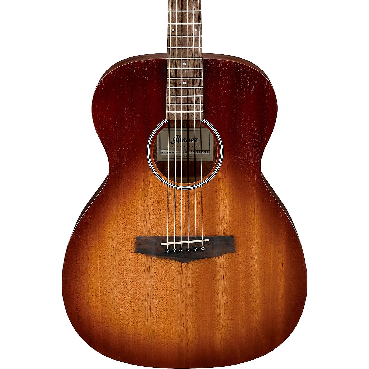 Ibanez PC18MHMHS Mahogany Grand Concert Acoustic Guitar thumbnail