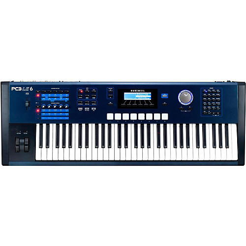 Kurzweil PC3LE6 61-Note Semi-Weighted Keyboard thumbnail