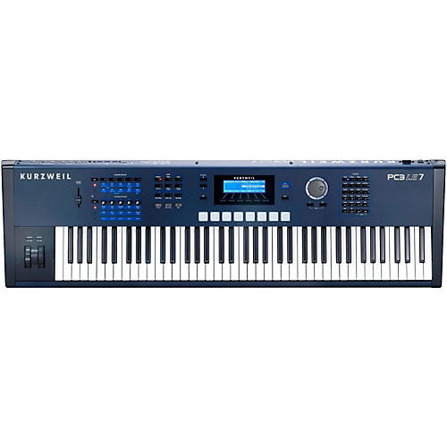 Kurzweil PC3LE7 76-Key Semi-Weighted Keyboard thumbnail