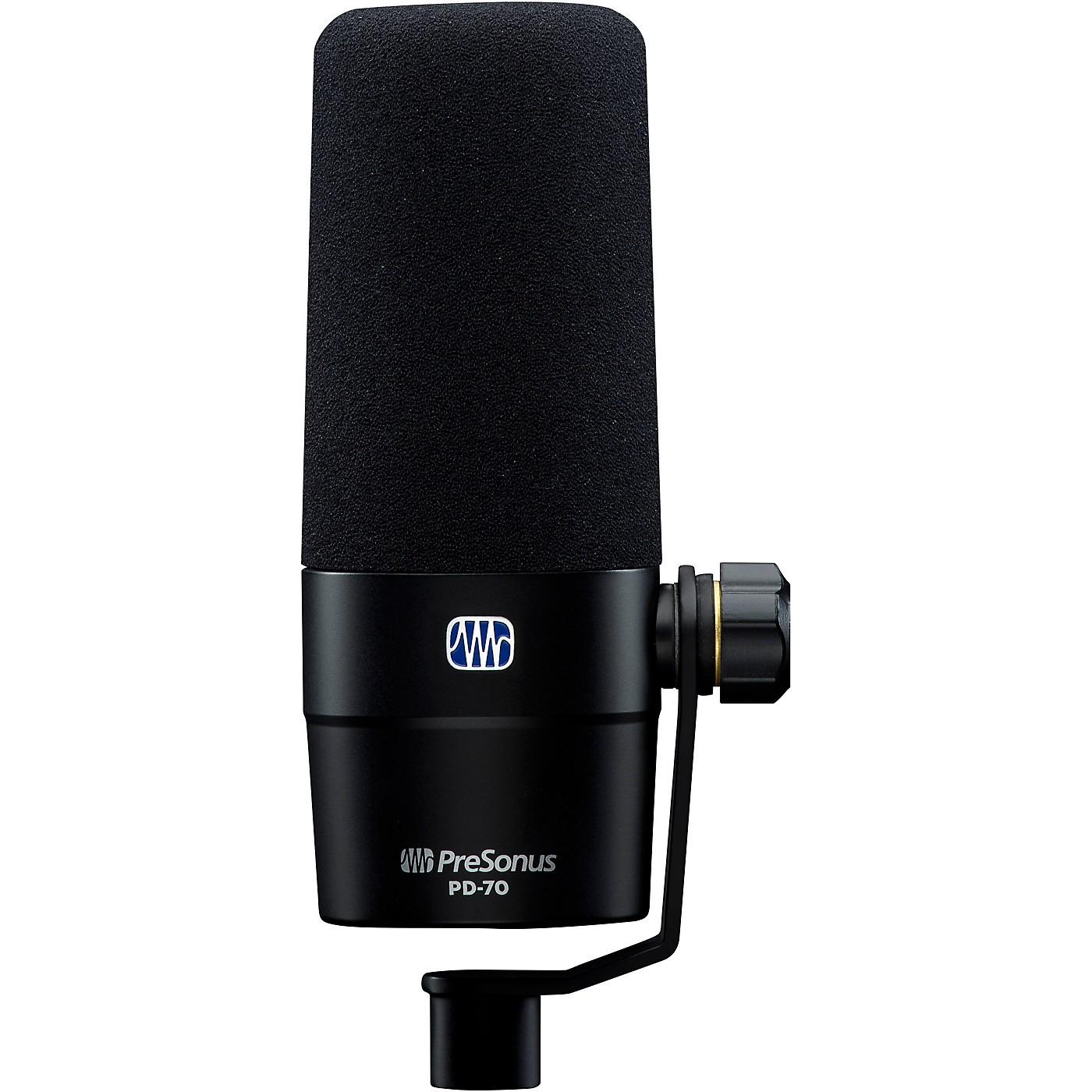 PreSonus PD-70 Dynamic Cardioid Microphone thumbnail