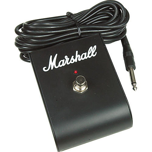 Marshall PED801 Single Footswitch with LED thumbnail