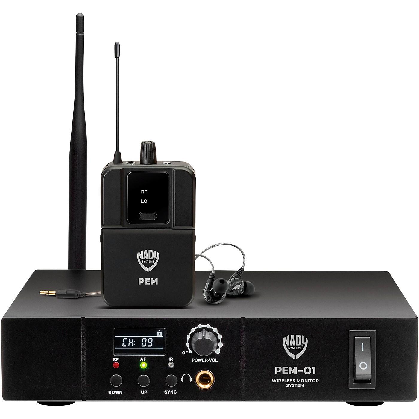 Nady PEM-01 Wireless In-Ear Monitor System thumbnail