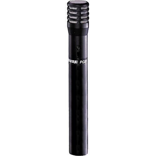 Shure PG81-LC Condenser Microphone thumbnail