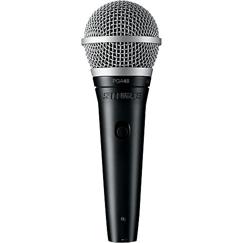 Shure PGA48-XLR Vocal Microphone with XLR Cable thumbnail