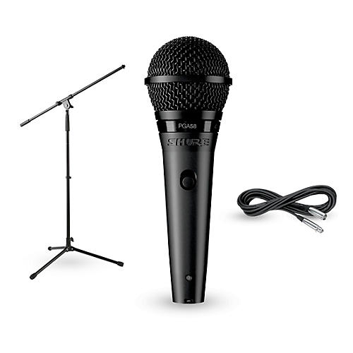 Shure PGA58-LC, Stand & Cable Package thumbnail