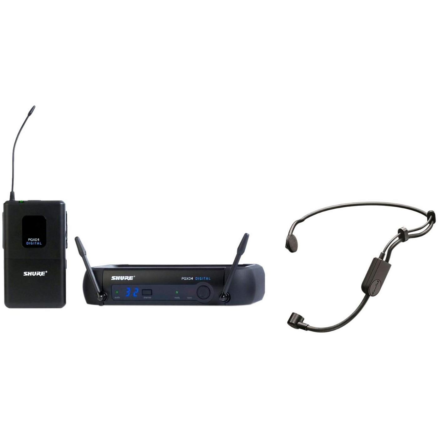 Shure PGX-D Digital Wireless Headset System thumbnail