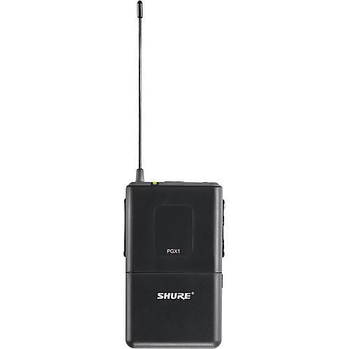 Shure PGX1 Wireless Bodypack Transmitter thumbnail