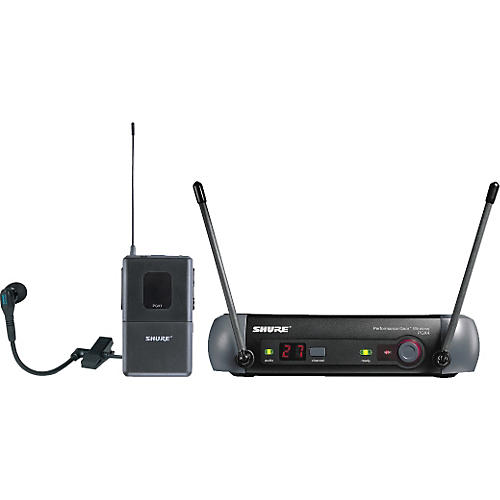 Shure PGX14/Beta 98H Wireless System for Wind Instruments-thumbnail