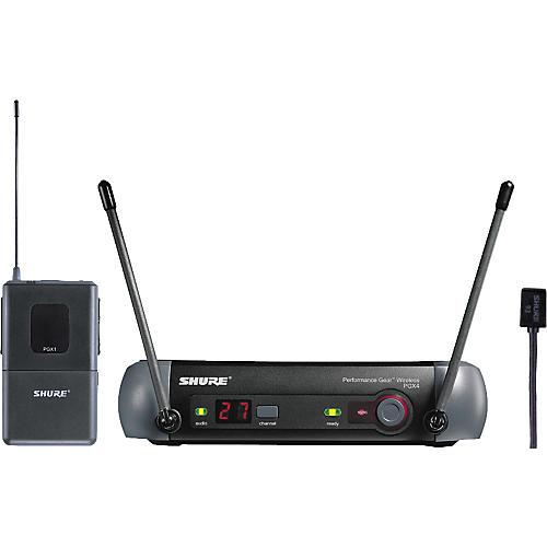 Shure PGX14 Lavalier Wireless System thumbnail