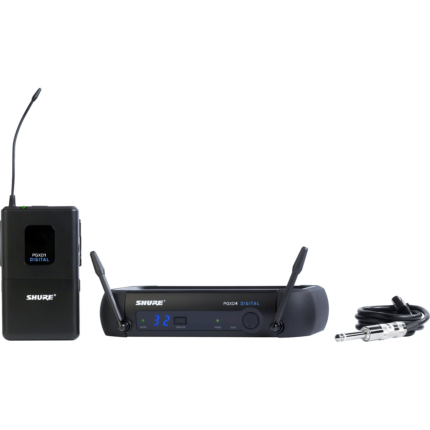 Shure PGXD14 Digital Wireless System for Guitar/Bass thumbnail