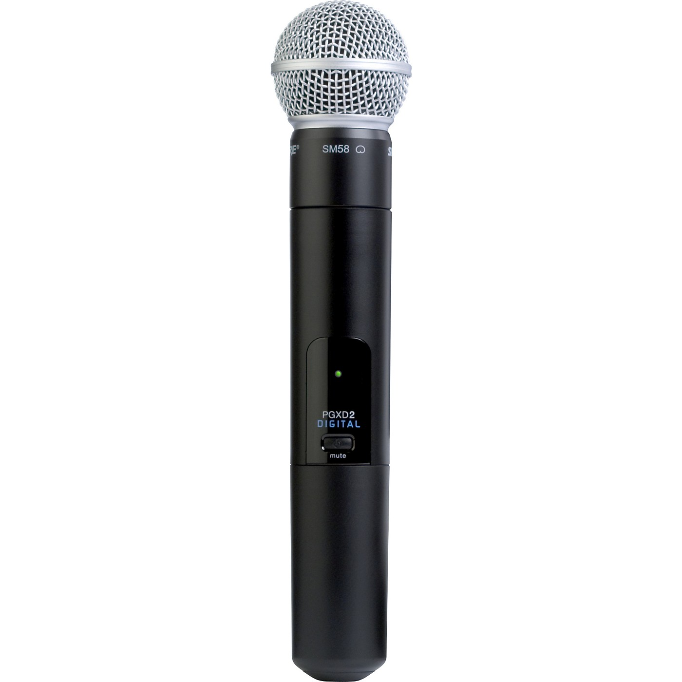 Shure PGXD2/SM58 Handheld Transmitter with SM58 Mic thumbnail