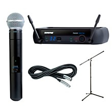 Shure PGXD24/SM58 Handheld Wireless Package